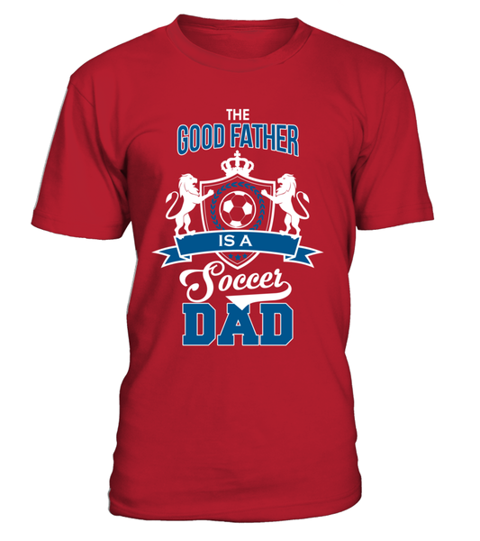 The Father Is A Soccer Dad