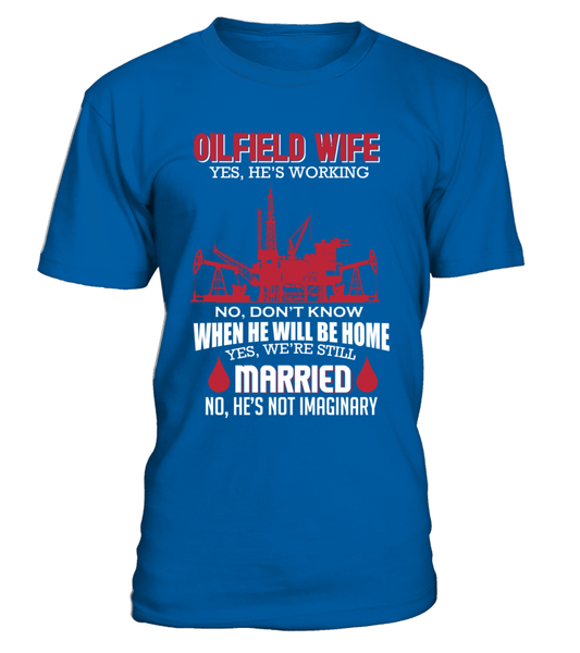 Married Oilfield Wife Shirt - Giggle Rich - 10