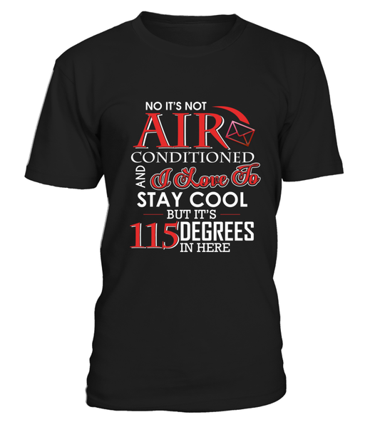 No It's Not Air Conditioned Shirt - Giggle Rich - 13