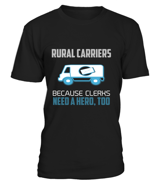 Rural Carriers - Because Clerks Need A Hero Too