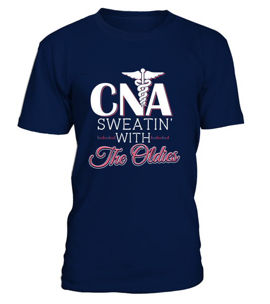 CNA SWEATIN With The Oldies Shirt - Giggle Rich - 3