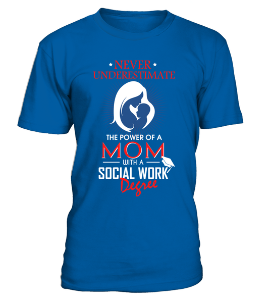 Mom With Social Work Degree Shirt - Giggle Rich - 7