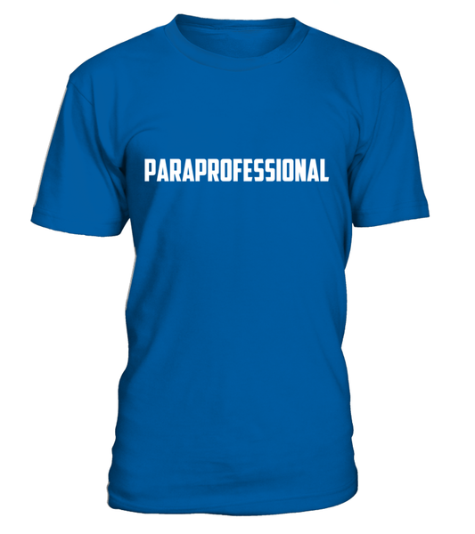 Paraprofessional Job Is Not To Judge Shirt - Giggle Rich - 7