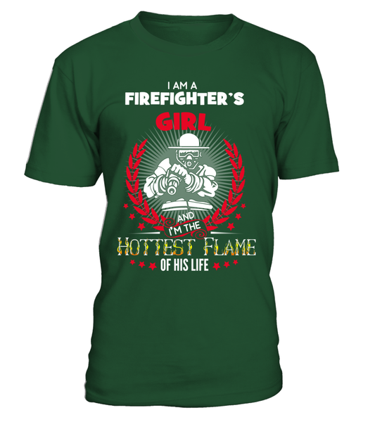 Firefighter's Hottest Flame Shirt - Giggle Rich - 4
