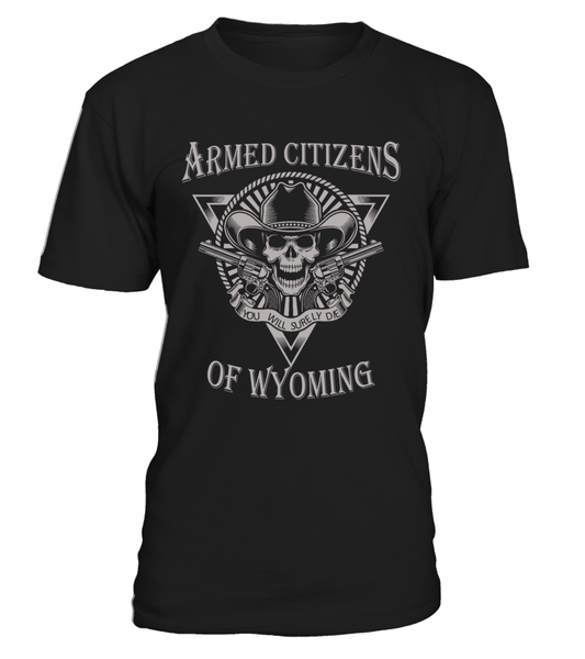 Armed Citizens Of Wyoming