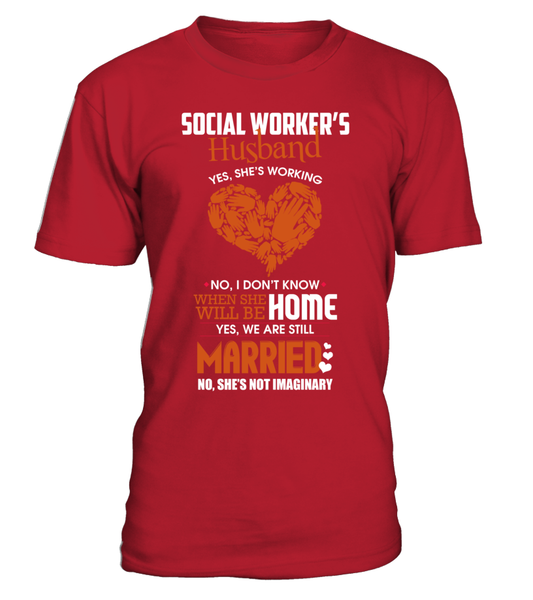 Social Workers Husband Shirt - Giggle Rich - 8