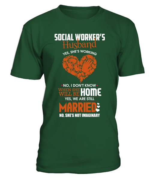 Social Workers Husband Shirt - Giggle Rich - 11