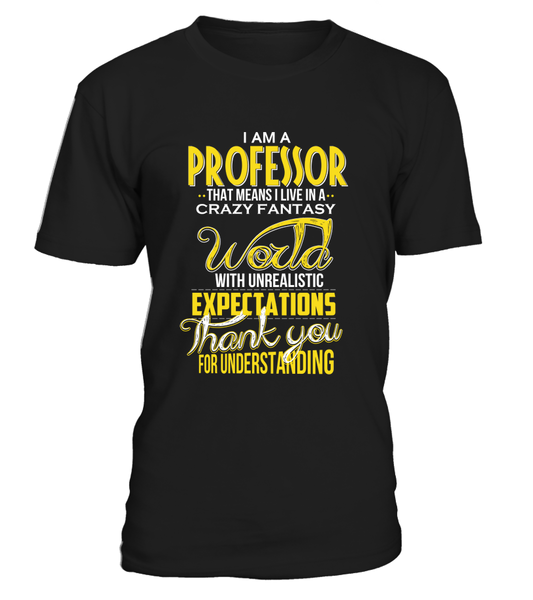 I Am A Professor
