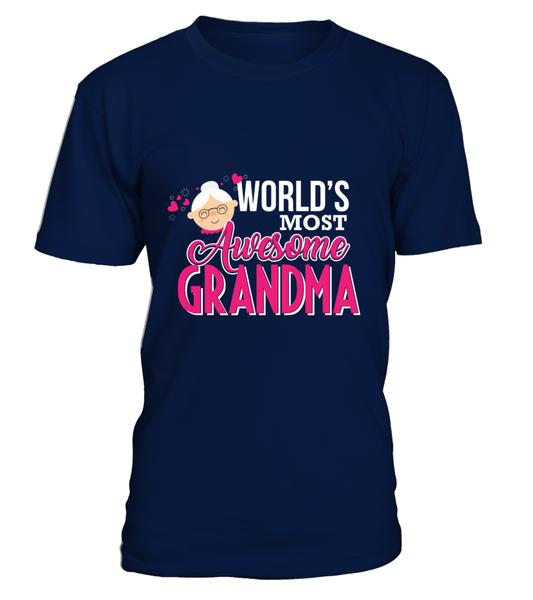 World's Most Awesome Grandma