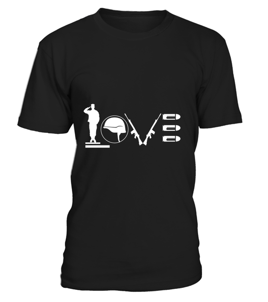 Veterans Love Shirt - Giggle Rich - 3