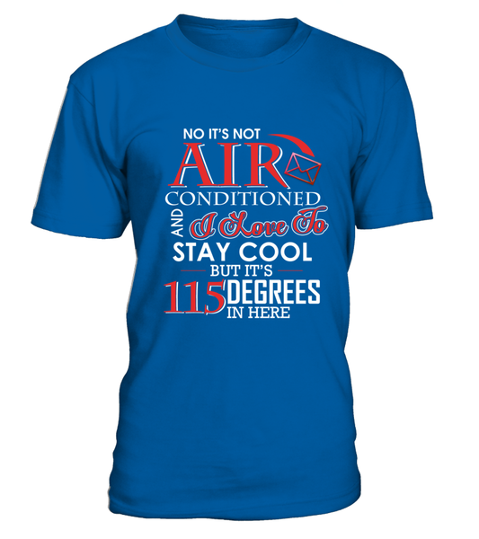 No It's Not Air Conditioned Shirt - Giggle Rich - 15
