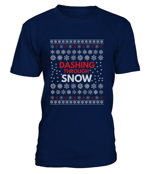 Dashing Through Snow