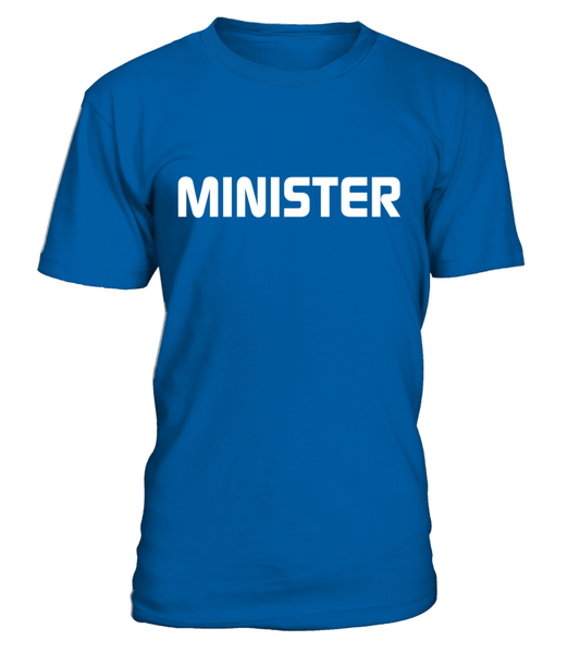 My Profession Taught Me To Love - Minister Shirt - Giggle Rich - 3