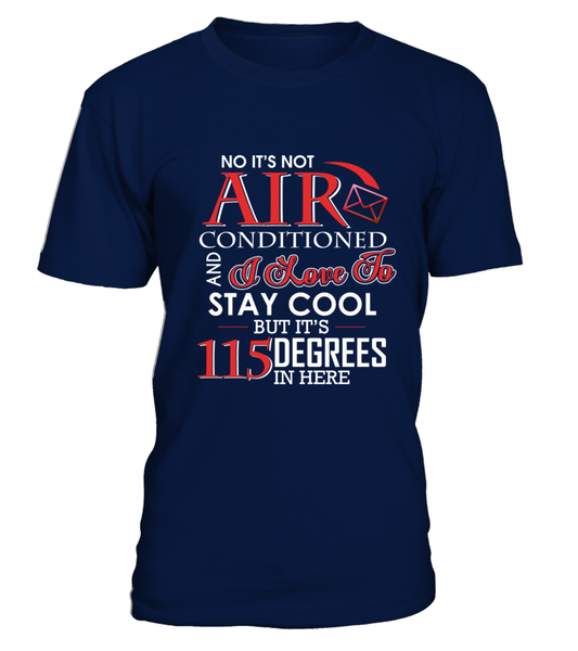 No It's Not Air Conditioned Shirt - Giggle Rich - 14