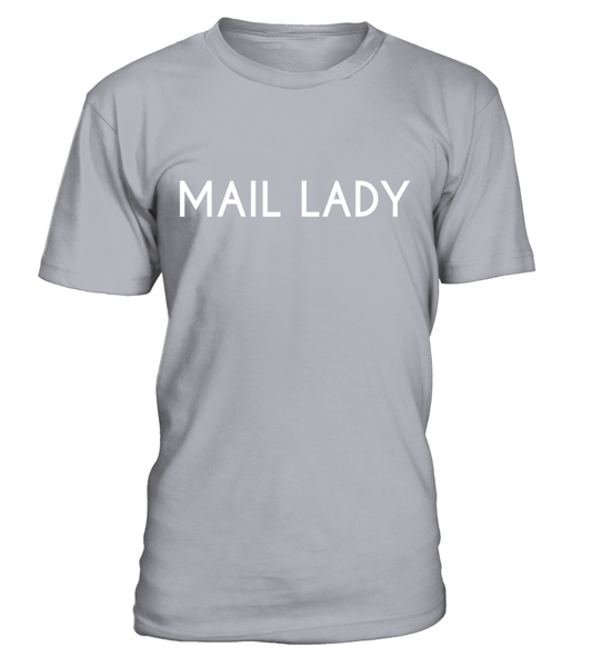 Never Underestimate The Power Of A Mail Lady Shirt - Giggle Rich - 5