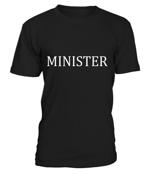 Minister Job Is Not To Judge Shirt - Giggle Rich - 5