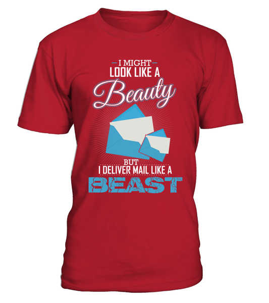 I Deliver Mail Like A Beast Shirt - Giggle Rich - 11
