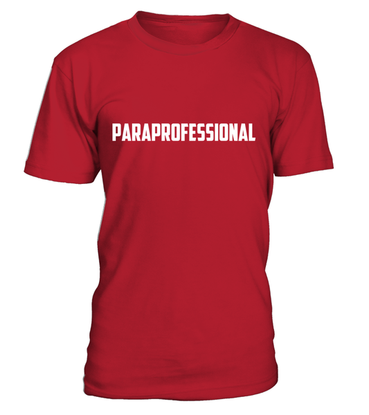 Paraprofessional Job Is Not To Judge Shirt - Giggle Rich - 3