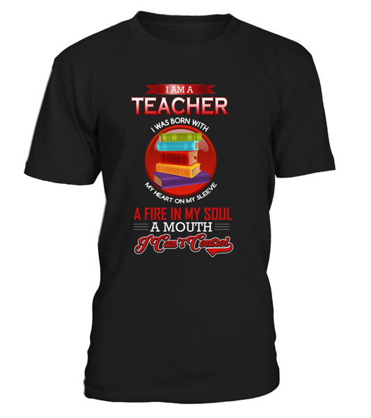 I Am A Teacher - Fire In My Soul