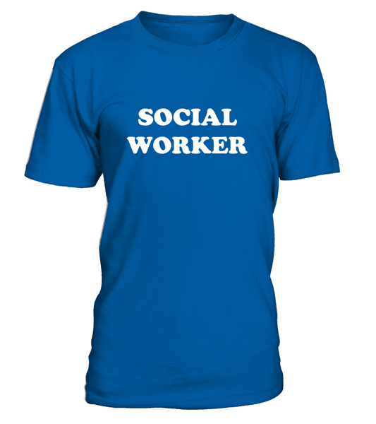 My Profession Taught Me To Love - Social Worker Shirt - Giggle Rich - 29