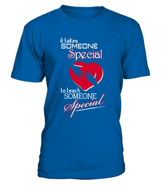 It Takes Someone Special To Teach Someone Special Shirt - Giggle Rich - 4