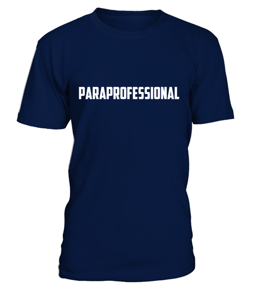 Paraprofessional Job Is Not To Judge Shirt - Giggle Rich - 5