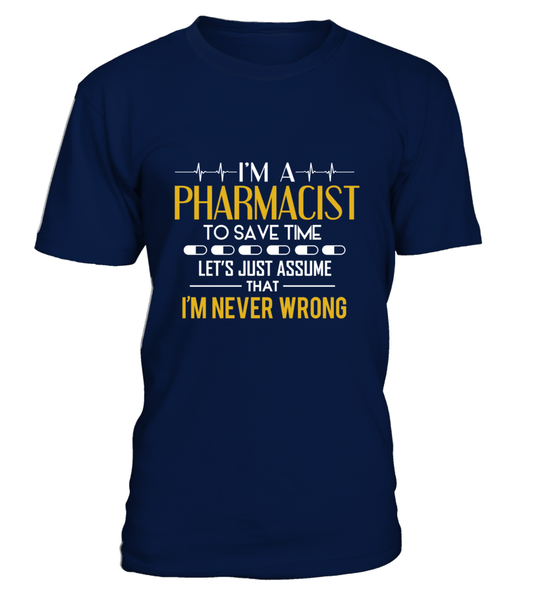 I'm Pharmacist Shirt - Giggle Rich - 8