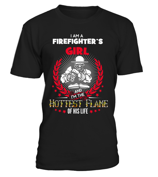 Firefighter's Hottest Flame Shirt - Giggle Rich - 2
