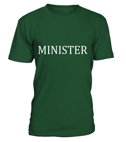 Minister Job Is Not To Judge Shirt - Giggle Rich - 9