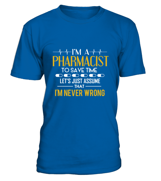 I'm Pharmacist Shirt - Giggle Rich - 9