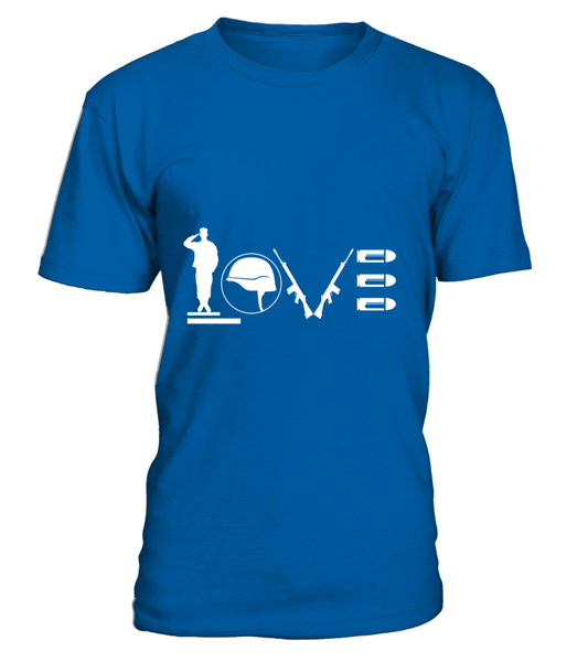 Veterans Love Shirt - Giggle Rich - 8