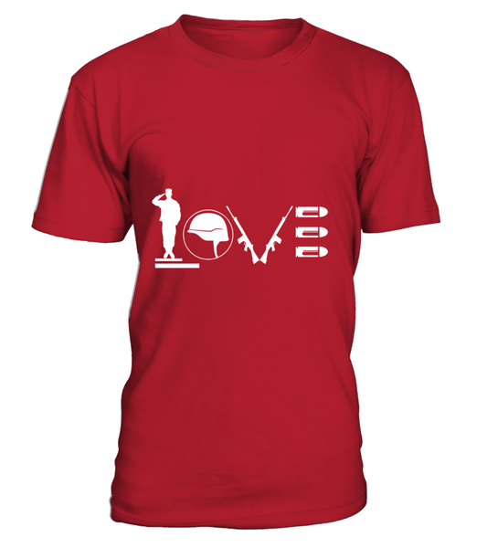 Veterans Love Shirt - Giggle Rich - 6