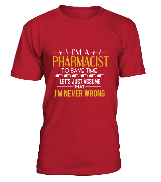 I'm Pharmacist Shirt - Giggle Rich - 7