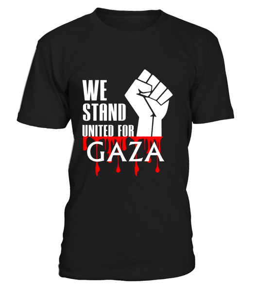 We Stand United For GAZA