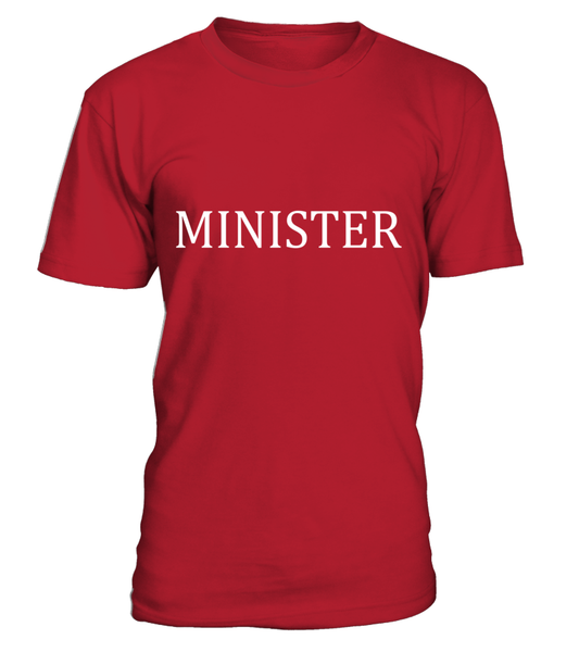 Minister Job Is Not To Judge Shirt - Giggle Rich - 1