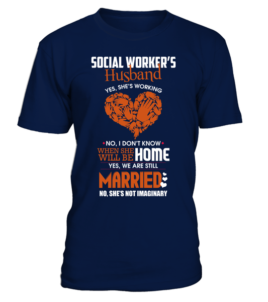 Social Workers Husband Shirt - Giggle Rich - 9