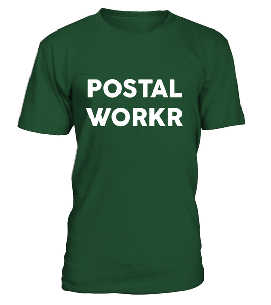 Postal Worker - 12 Days Of Postal Christmas