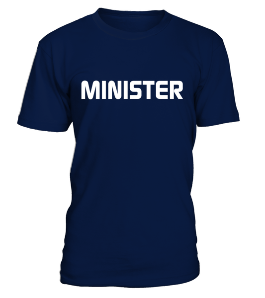 My Profession Taught Me To Love - Minister Shirt - Giggle Rich - 5