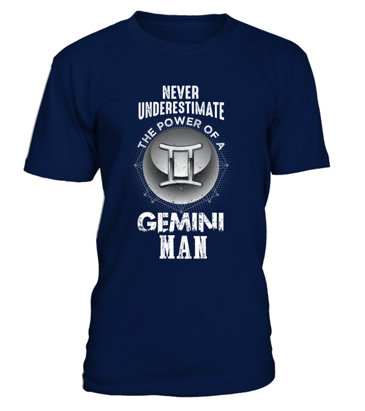 Don't Mess With My Gemini Man