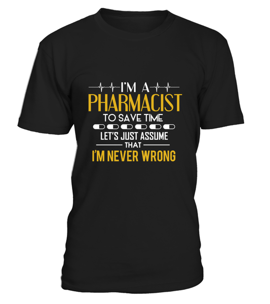I'm Pharmacist Shirt - Giggle Rich - 6