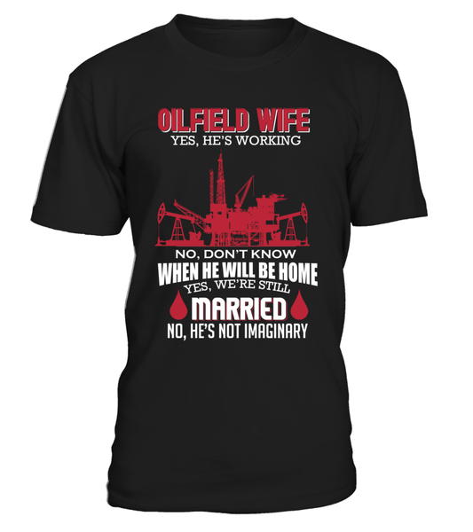 Married Oilfield Wife Shirt - Giggle Rich - 9