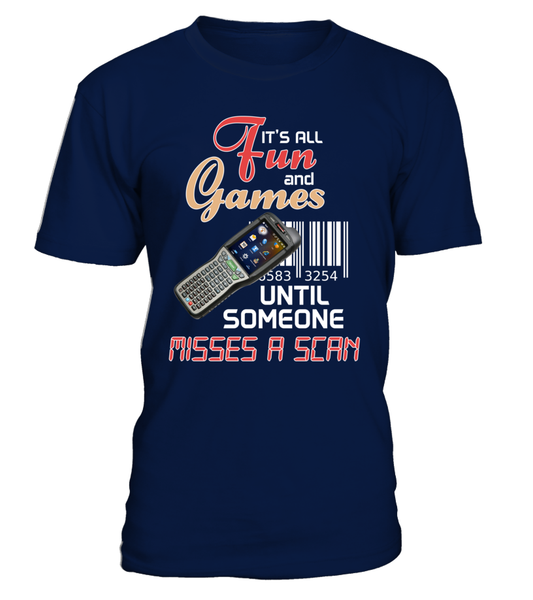 Fun & Games Misses A Scan Shirt - Giggle Rich - 2