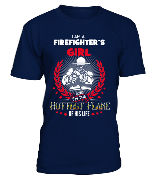 Firefighter's Hottest Flame Shirt - Giggle Rich - 1