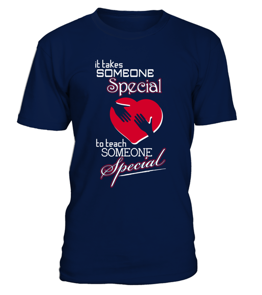 It Takes Someone Special To Teach Someone Special Shirt - Giggle Rich - 2