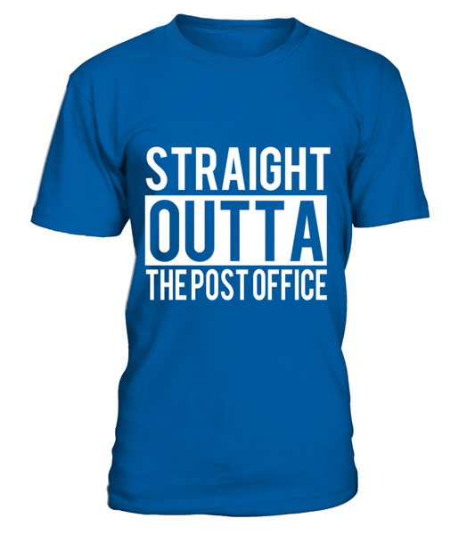 Straight Outta The Post Office Shirt - Giggle Rich - 3