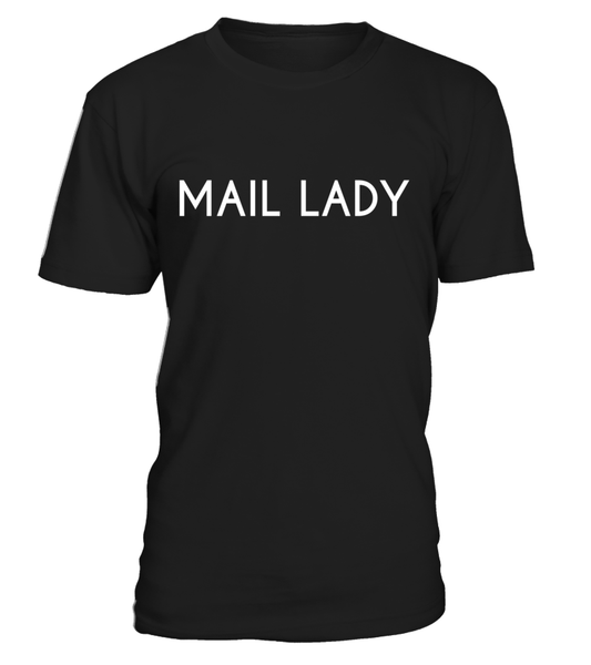 Never Underestimate The Power Of A Mail Lady Shirt - Giggle Rich - 2