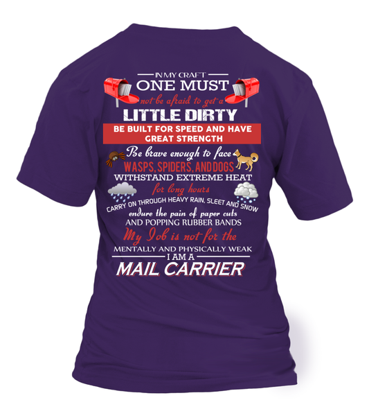 I'm A Mail Carrier Shirt - Giggle Rich - 9