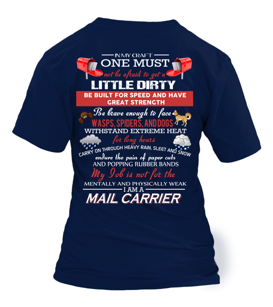 I'm A Mail Carrier Shirt - Giggle Rich - 12
