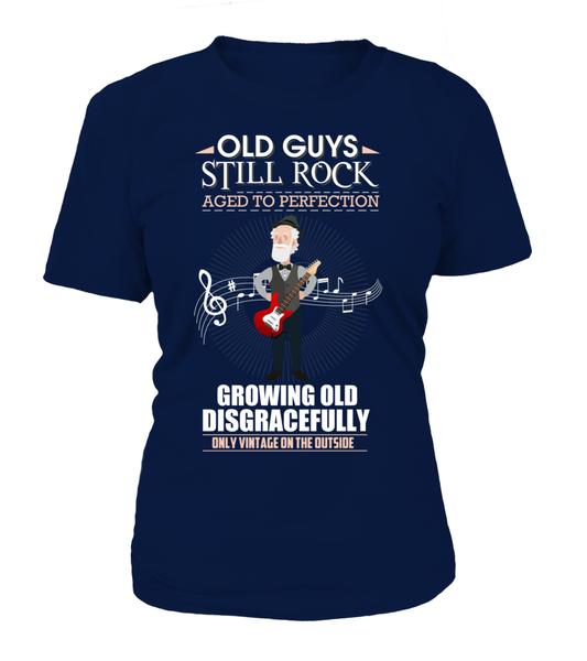 Old Guys Still Rock Shirt - Giggle Rich - 14