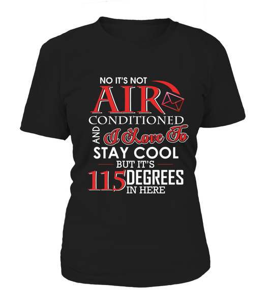 No It's Not Air Conditioned Shirt - Giggle Rich - 6